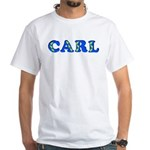 Carl White T-Shirt