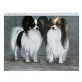 2013 Papillon and Phalene Calendar Wall Calendar