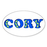 Cory Sticker (Oval)
