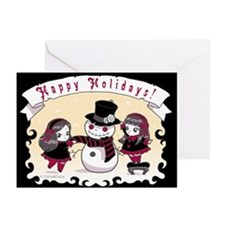 Xmas Greeting Cards (Pk of 10)