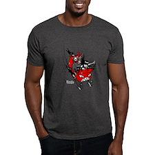 Emily the Sleigher T-Shirt
