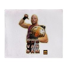 WSW ROB VAN DAM CHAMPION 1 Throw Blanket