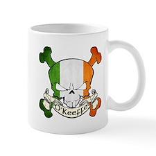 O'Keeffe Skull Mug