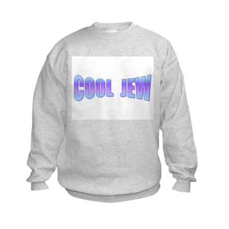 COOL JEW Kids Sweatshirt