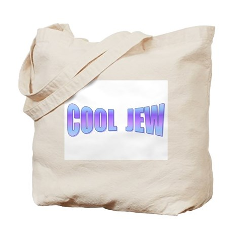 COOL JEW Tote Bag