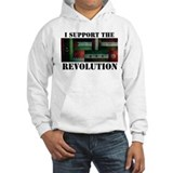 I Support the Arab Revolution Hoodie