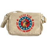 Vote for Afghan Hound Messenger Bag