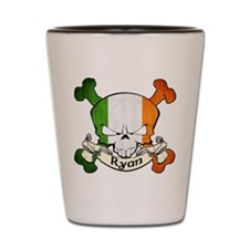 Ryan Skull Shot Glass