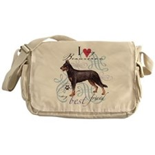 Beauceron Messenger Bag