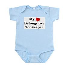 Heart Belongs: Zookeeper Infant Creeper