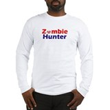 Zombie Hunter 2 Long Sleeve T-Shirt