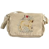 Kuvasz Messenger Bag