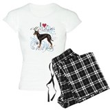 Toy Manchester Terrier pajamas