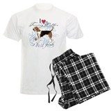 Treeing Walker pajamas