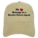 Heart Belongs: Border Patrol Baseball Cap