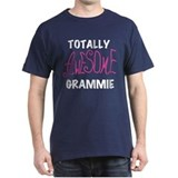Pink Awesome Grammie T-Shirt