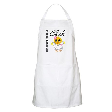 Medical Scheduler Chick Apron
