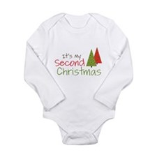 Second Christmas Baby Outfits