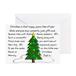 Mean & Qirky Cards Greeting Cards (Pk of 20)