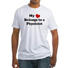 Heart Belongs: Physicist Shirt