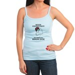 Blacksburg Girl Organic Kids T-Shirt (dark)