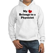 Heart Belongs: Physicist Hoodie