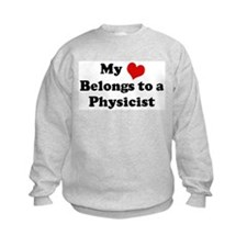 Heart Belongs: Physicist Sweatshirt