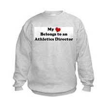 Heart Belongs: Athletics Dire Sweatshirt