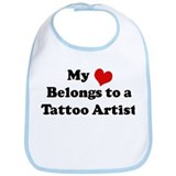 Heart Belongs: Tattoo Artist Bib