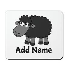 Add Name - Farm Animals Mousepad