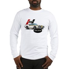 1969 Hurst Olds Long Sleeve T-Shirt