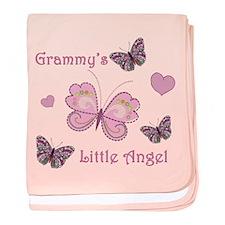 Grammy's Angel baby blanket