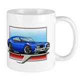 Blue 1969 Cutlass Coffee Mug