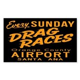 Drag Races Decal