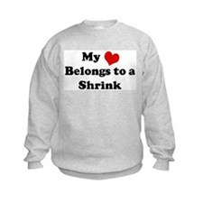 Heart Belongs: Shrink Sweatshirt