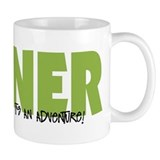 Berner IT'S AN ADVENTURE Coffee Mug