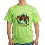 Twilight 8 Green T-Shirt