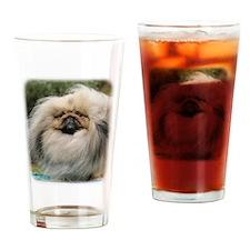 Pekingese 9Y201D-070 Drinking Glass