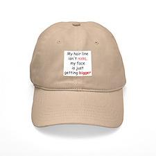 Receding Hairline Cap