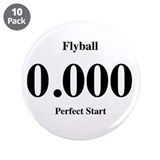 "Perfect Start 3.5"" Button (10 pack)"