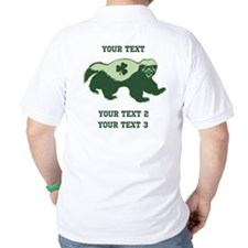 Irish Honey Badger T-Shirt