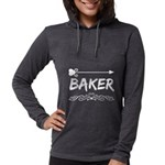 Manhattan Beach Girl Women's Raglan Hoodie