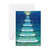Unique Surfing holidays Greeting Card