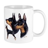 Miniature Pinscher Small Mug