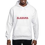 Crimson Alabama Hooded Sweatshirt