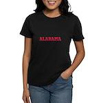 Crimson Alabama Women's Dark T-Shirt