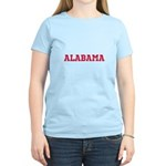Crimson Alabama Women's Light T-Shirt