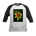 daylily daydreams v.3 Kids Baseball Jersey