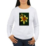 daylily daydreams v.3 Women's Long Sleeve T-Shirt