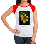 daylily daydreams v.3 Women's Cap Sleeve T-Shirt